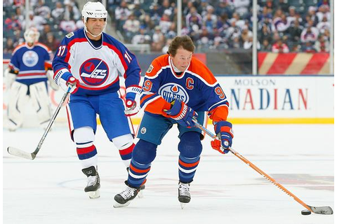 Wayne Gretzky to serve as captain in Bakersfield outdoor ...