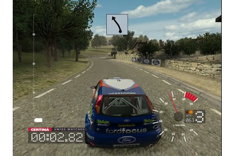 Colin McRae Rally 3 PC Gameplay HD - YouTube