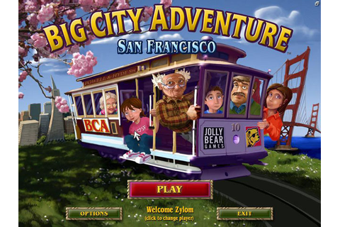 Big City Adventure - San Francisco | GameHouse