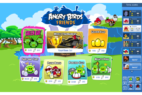 Phones Phones Phones: Angry Birds Friends Apps - Mobile Phones Review ...