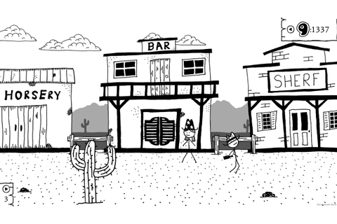 West of Loathing review -- a Southwestern tour of the moo ...