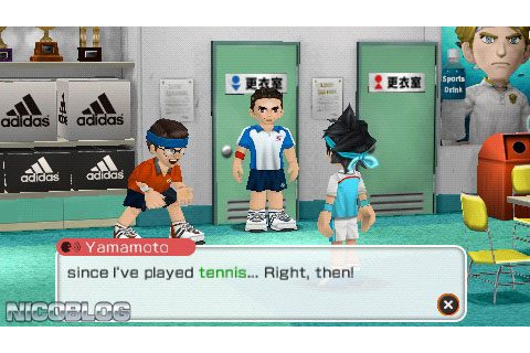 Everybody's Tennis (Europe) APK + ISO PSP Download For Free