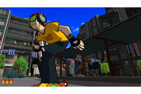 Jet Set Radio composer would like to remind you that he ...