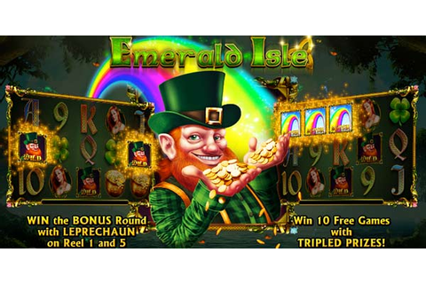 Emerald Isle Online Slot At Golden Nugget - NJ Casino Games