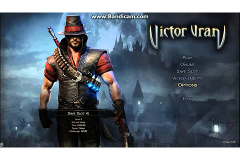 Victor Vran NEW PC GAME OF 2015 PS4 PS3 PSP XBOX NINTENDO ...