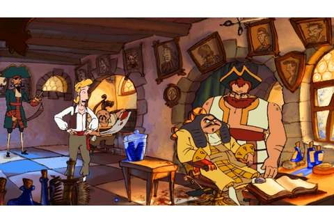 Why Curse of Monkey Island should be next in line for the ...