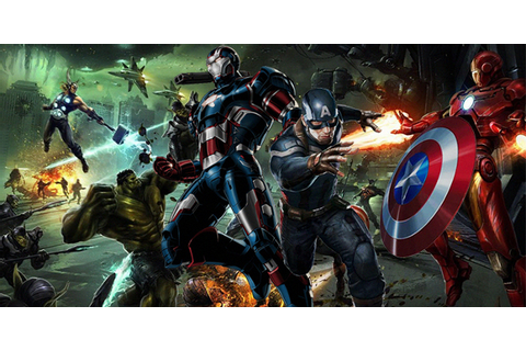 Will Avengers 2 Get A Video Game?