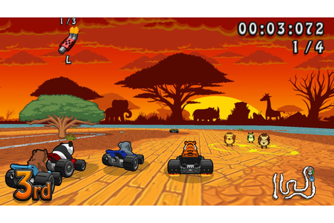 Wacky Wheels HD | macgamestore.com