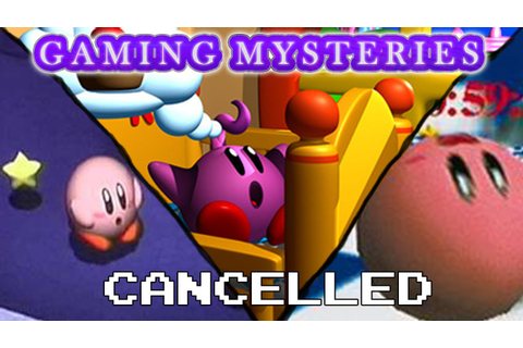 Gaming Mysteries: Kid Kirby / Kirby Bowl 64 / Kirby Tilt ...