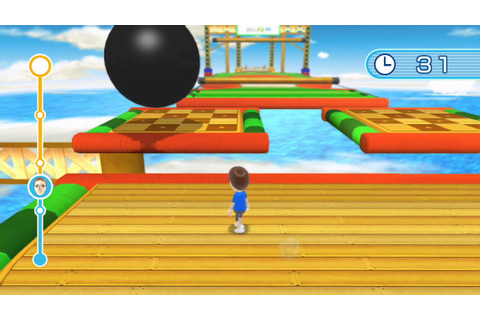 Wii Fit U - Ultimate Obstacle Course HD Gameplay - YouTube