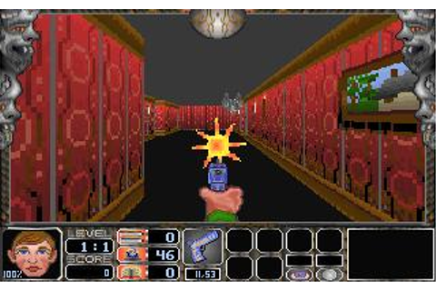 Nitemare-3D Download (1994 Arcade action Game)