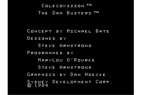Download The Dam Busters - My Abandonware