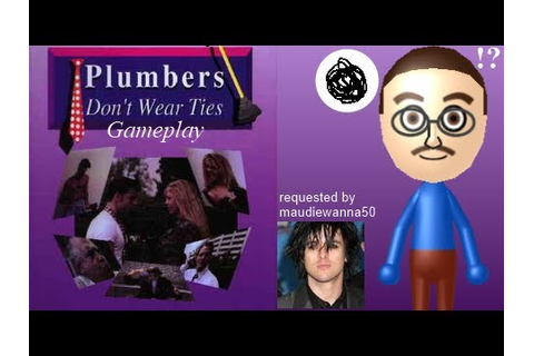 Plumbers Don't Wear Ties (3DO) Gameplay - YouTube