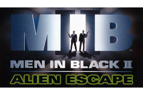 Men in Black II: Alien Escape All Cutscenes (Game Movie ...