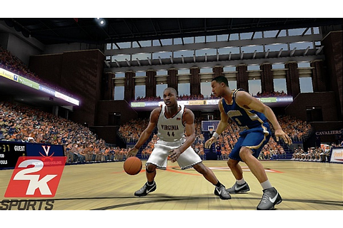 First College Hoops 2K8 info and screenshots | pastapadre.com