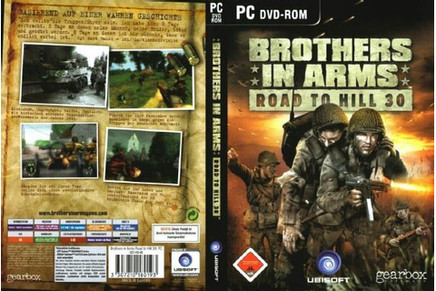 Brothers in Arms: Road to Hill 30 Torrent « Games Torrent