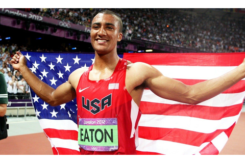 Olympic Events in Athletics - Decathlon (Men's)