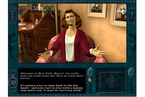 Games by Hiryuu: PC - Nancy Drew 02: Stay Tuned For Danger