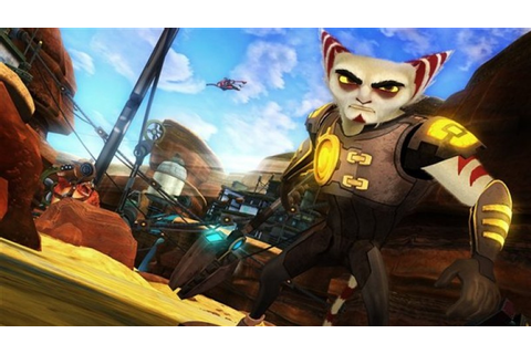 An Exclusive Look At The Characters Of Ratchet & Clank: A ...