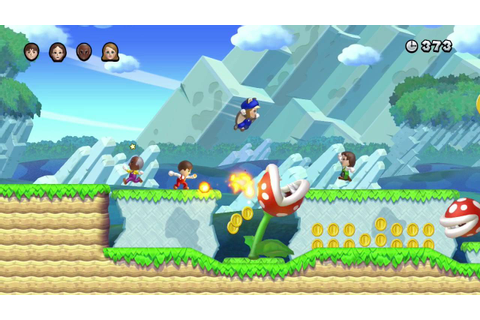 New Super Mario Bros. U Review - GamingExcellence