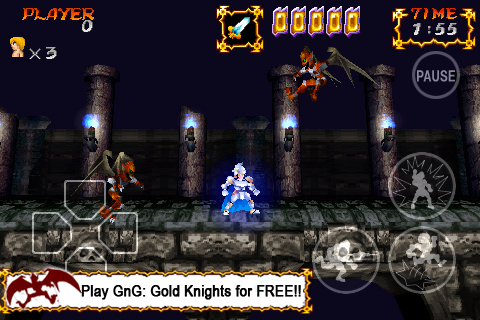 App Shopper: GHOSTS'N GOBLINS GOLD KNIGHTS FREE (Games)