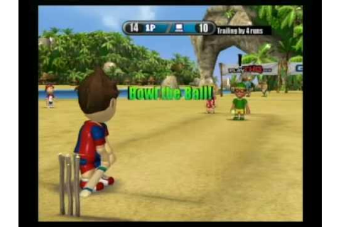 Big Beach Sports - Cricket (Great Quality) - YouTube