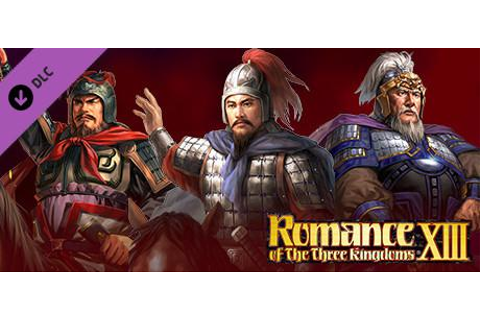 Romance of the Three Kingdoms XIII: Additional Officer ...
