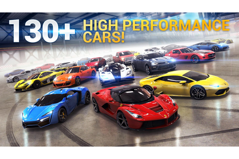 Asphalt 8: Airborne - Android Apps on Google Play