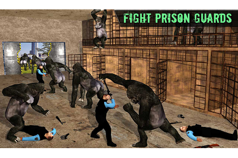 Download Revenge of Apes: Jailbreak & Jungle Survival ...