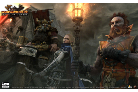 Images Warhammer Online: Age of Reckoning Games