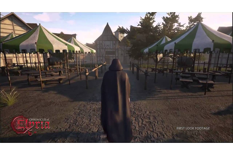 Chronicles of Elyria - YouTube