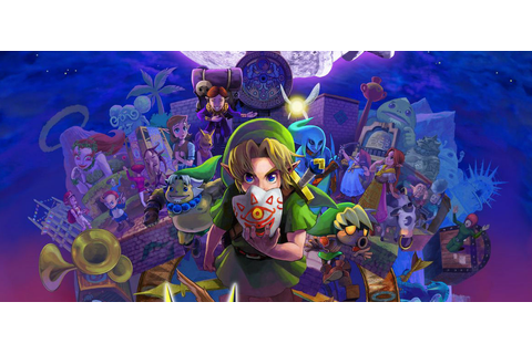Majora's Mask 3D Walkthrough – Zelda Dungeon