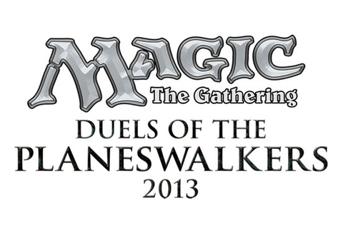 Duels of the Planeswalkers 2013 - MTG Visual Spoiler