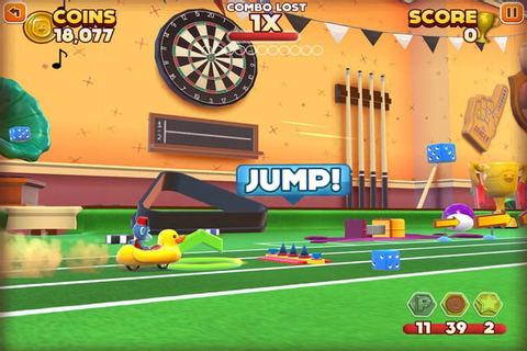 Joe Danger Infinity review | Digital Trends