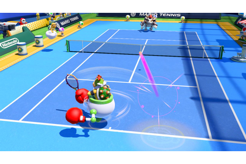 Mario Tennis Ultra Smash(Wii U) - Page 5 - Video Games - SSMB