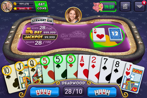Gin Rummy Plus for Android - APK Download