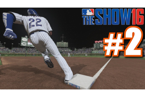 WORLD SERIES VS. TDBARRETT! | MLB The Show 16 | Game 2 ...