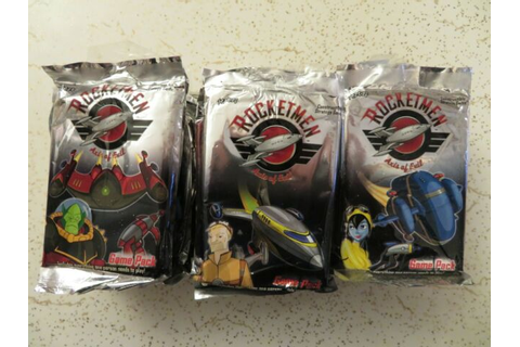 WizKids Rocketmen Axis of Evil Game Pack N0022 for sale ...