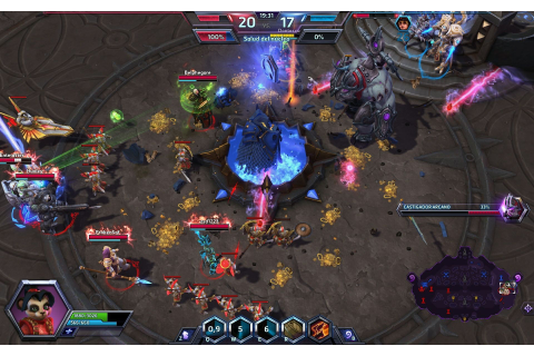 Heroes of the Storm Screenshots for Windows - MobyGames