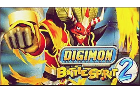 Digimon Battle Spirit 2 - Parte 1 - Español [HD] - YouTube