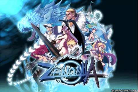 Zenonia PSP Minis Iso Download
