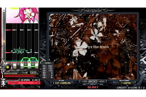 [beatmania IIDX 21 SPADA] Fascination MAXX (SPA) - YouTube