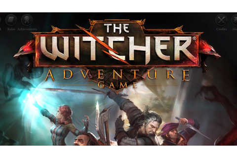 Let's Try The Witcher Adventure Game - Episode 1 Gameplay ...