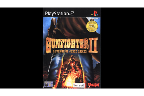 Gunfighter 2: Revenge Of Jesse James - PS2 - With Lightgun ...
