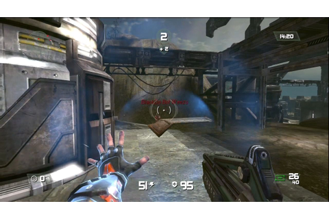 CellFactor: Psychokinetic Wars . Прохождение CellFactor ...