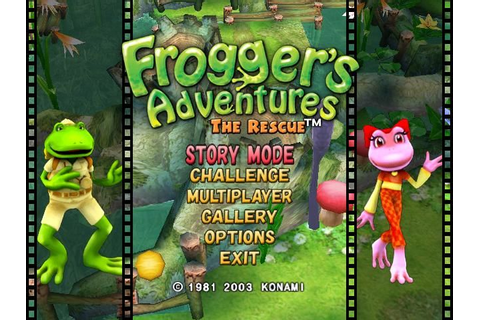 Frogger's Adventures: The Rescue full game free pc ...