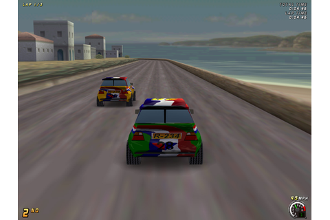 Older racing games upscaled to 1080p!