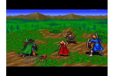 Beyond the Beyond Game Review (PSX) (1996) - YouTube