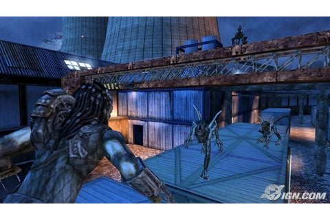 Aliens vs Predator: Requiem AU Interview - IGN