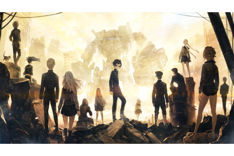 13 Sentinels: Aegis Rim Releases November 28th In Japan ...
